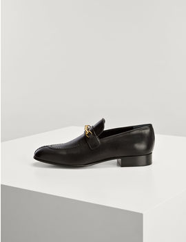 Calf Leather Loafer by Joseph