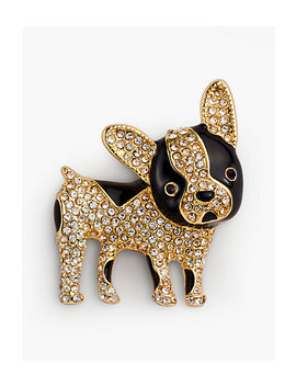 Holiday Brooch Collection   Doggie by Talbots