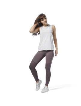 Training Essentials Color Block Marble Legging by Reebok