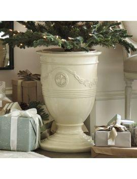 Toulon Christmas Tree Urn by Ballard Designs