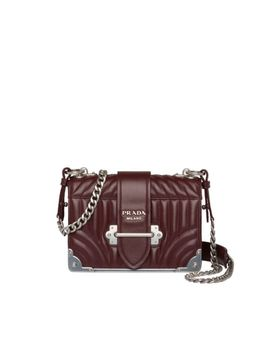 Prada Cahier Diagramme Bag by Prada
