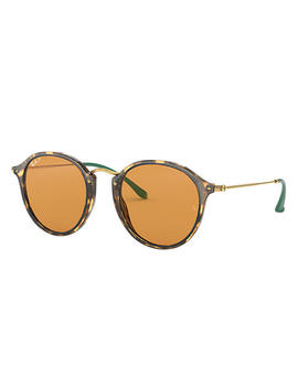 Round Fleck Pop by Ray Ban