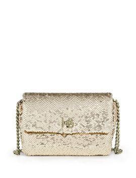 712 Sequined Wallet Crossbody by Henri Bendel