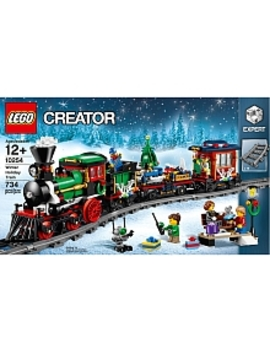 Lego Creator Expert Winter Holiday Train 10254 by Toys Rus