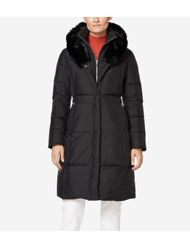 Essential Down Coat by Cole Haan