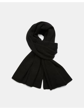 Cashmere Oversized Scarf by Theory