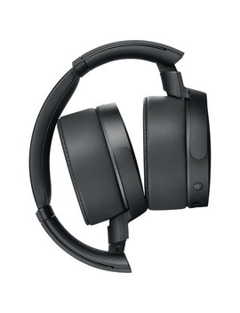 Sony Over Ear Noise Cancelling Wireless Headphones With Mic (Mdrxb950 N1/B) by Best Buy