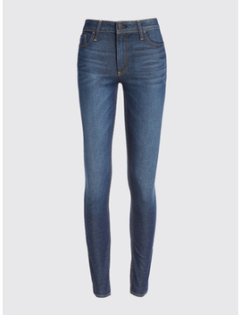 Good Mid Rise Skinny Jean by Alice And Olivia
