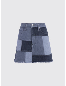 Amazing Patchwork Skirt by Alice And Olivia