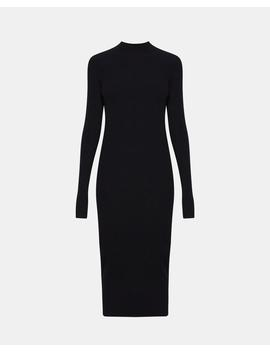 Mock Neck Dress by Theory