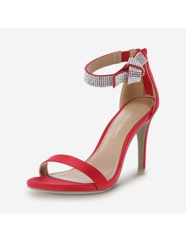 Women's Collins Jewel Dress Sandal by Learn About The Brand Christian Siriano For Payless