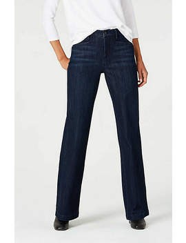 Smooth Fit Full Leg Stretch Jeans by J.Jill