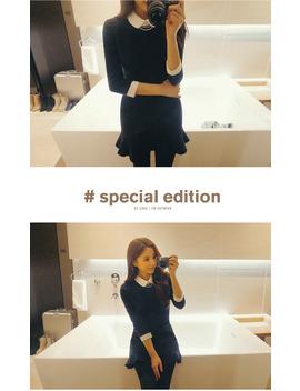 Step By Step Dress by Chuu