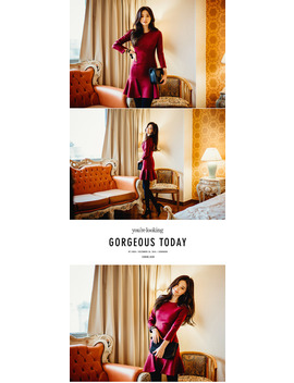 Lovely Girl's Dress by Chuu