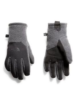 men's-denali-etip-gloves by the-north-face