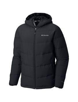 Men's Lone Fir 650 Turbo Down™ Hooded Jacket by Columbia Sportswear