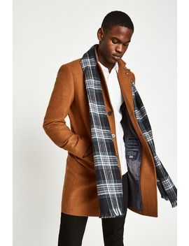 Parsonby Check Scarf by Jack Wills