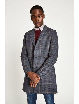 Croften Wool Overcoat by Jack Wills