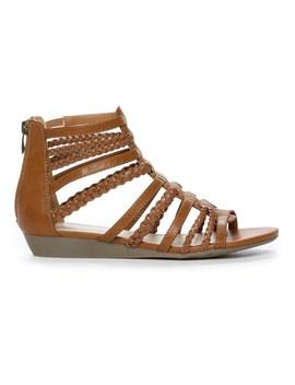 Sandal by Dinsko