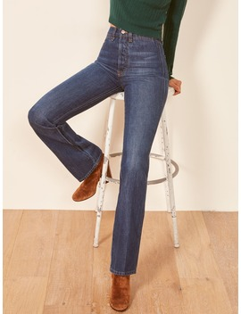 Charlie Bootcut Jean by Reformation