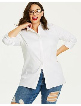 The Perfect Fit Shirt by Simply Be