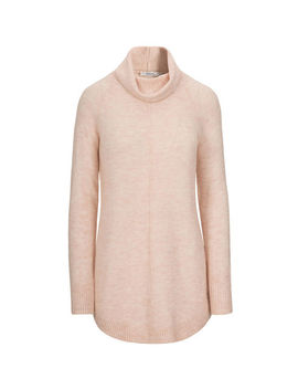 Plush Cowl Neck Pullover by Ricki's