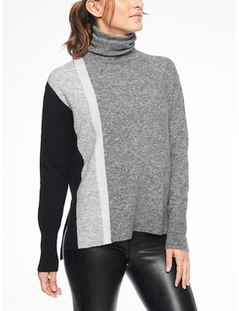 Transit Colorblock Pullover Sweater by Athleta