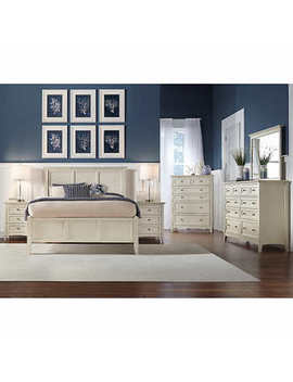 Astoria 6 Piece King Bedroom Set by Costco