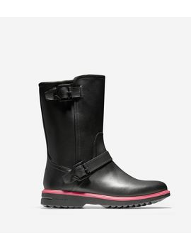 Millbridge Waterproof Moto Boot by Cole Haan