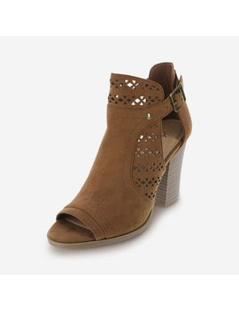 Women's Pia Chopout Peep Toe Bootie by Learn About The Brand American Eagle