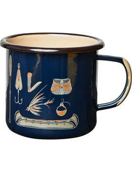 Hooked Enamel Mug by Yeti