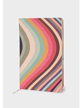'swirl' Notebook by Paul Smith