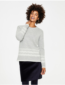 Theodora Fair Isle Sweater by Boden