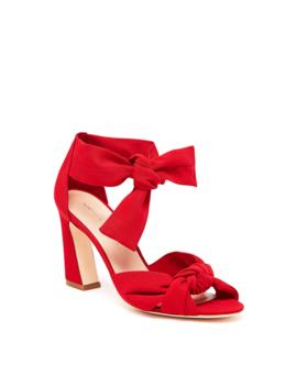 Nan Ankle Tie Sandal by Loeffler Randall