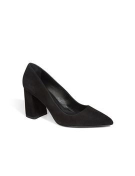 Demetra Suede Pump by Alice And Olivia