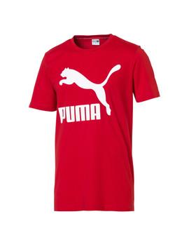 Classics Logo Short Sleeve Men's Tee by Puma