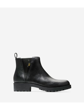 Calandra Waterproof Bootie by Cole Haan