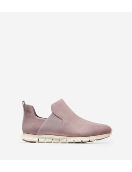 Women's ZerØgrand Slip On Bootie by Cole Haan