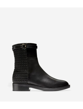 Lexi Grand Stretch Strap Bootie (45mm) by Cole Haan