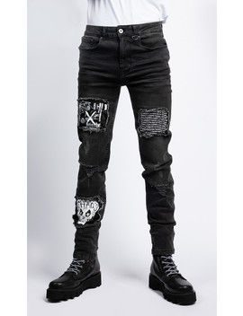Chaos Jeans by Disturbia