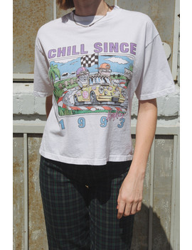 Aleena Chill Since 1993 Daytona Top by Brandy Melville