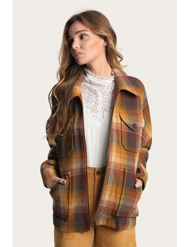 Jordyn Coat by Frye