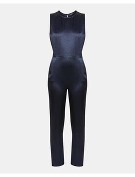 Double Sateen Jumpsuit by Theory