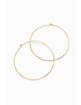 Essential Hammered Hoops by Stella&Dot