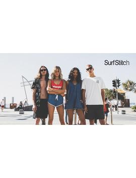 Sk8 Hi 138 Decon Sf Surf Check Shoe by Vans