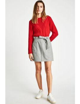 Adwell Mini Skirt by Jack Wills