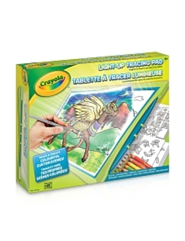 Crayola   Light Up Tracing Pad by Toys Rus
