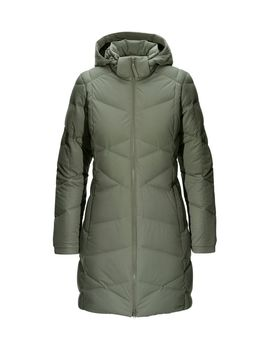 Women's Stretch Down Puffer Coat by L.L.Bean