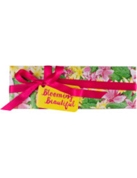 Blooming Beautiful by Lush Fresh Handmade Cosmetics