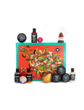 Meet Me Under The Mistletoe by Lush Fresh Handmade Cosmetics